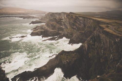 East coast of ireland
