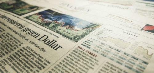 magazine of the stock market and investments update